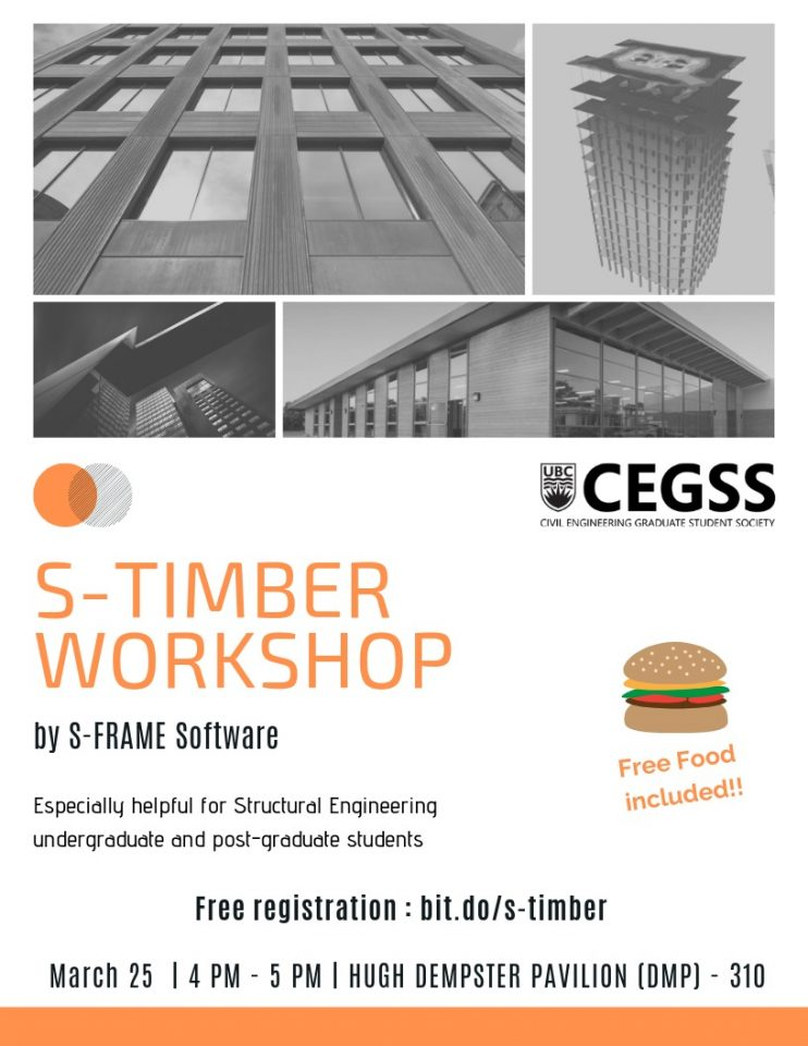 S-TIMBER Workshop by S-FRAME Software | Civil Engineering